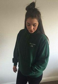 vintage RUSSELL ATHLETIC college sweatshirt hoody jumper M