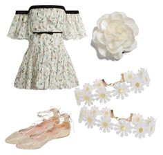 """Mila's party wear #3"" by milathesmartie on Polyvore featuring Giambattista Valli, Summit by White Mountain, Cara and Humble Chic"