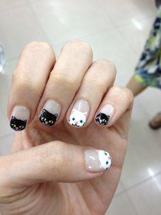 cat nails  Marketing for Nail Technicians  http://www.nailtechsuccess.com/nail-technicians-secrets/?hop=megairmone