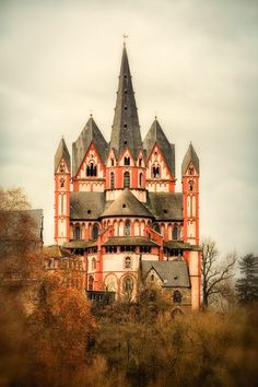 The Cathedral of Limburg (Hesse, Germany)