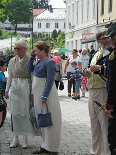 Arendal Norja, keskiaikaiset juhlat.