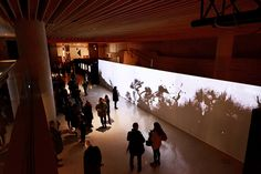 In Praise of Shadows at the Louvre Museum artwork + installation design + concept design + graphic design credit : art direction & creative direction: shun kawakami, artless Inc. In Praise Of Shadows, News Archives, Art Direction, Artworks, Tokyo, Louvre, Museum, Branding, Concept