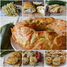ricette sfiziose con zucchine