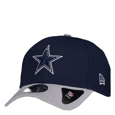 Boné New Era NFL Dallas Cowboys 940 Marinho Somente na FutFanatics você  compra agora Boné New be3eeb42290