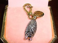 NEW JUICY COUTURE BAT CHARM FOR BRACELET NECKLACE OR HANDBAG