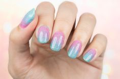 Your nails are like jewels - Don't use them like tools. Gradient Nails, Natural Nails, Manicures, Essie, You Nailed It, My Nails, Nailart, Nail Designs, Jewels