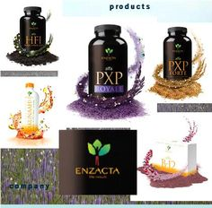 Exactly Enzacta heal with Purple Rice!
