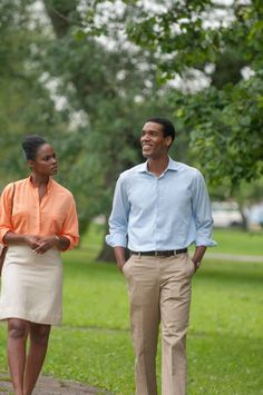 1st Trailer For Obama Biopic 'Southside With You'