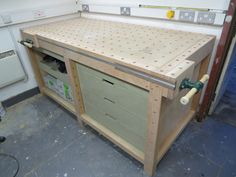I recently wrote this article workbenches that look too good to usewhere i pulled together a collection of the best looking workbenches I've seen and it got me thinking about how workbenches are changing to accommodate our ever growing use of power tools and changing methods.The Festool Multifunctional Table (MFT) is just one example of …
