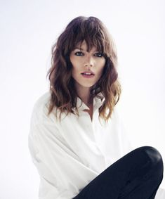 why is it that when my hair looks like this people tell me to brush it, but Freja makes it look so pretty and acceptable.. whats with that??