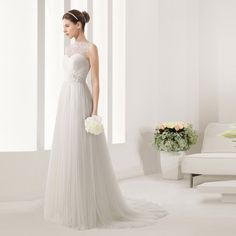 Naiara Wedding Gown - Fashionably Yours