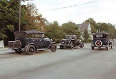 L'art de photographier les voitures miniatures, avec la technique de la perspective forcée, par le photographeMichael Paul Smith