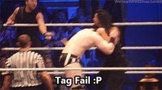 Tag Fail