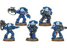 Space Marine Sternguard Veteran Squad