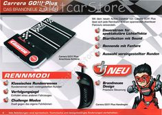 Neues System: Carrera Go!!! Plus verleit der Einsteiger Rennbahn mehr Aktion