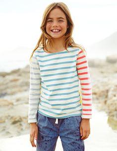 Stripy Jersey T-shirt