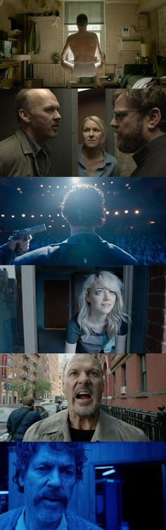 """""""Birdman"""" - beautifully directed, fullness of scores/music, intricate script and STUNNING art direction! I loved it so much - Pae"""