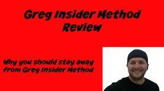 Greg Insider Method Review-Watch First! Greg Insider Method Revealed-Sca...
