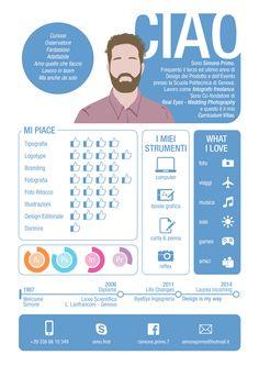 This is my personal resume / curriculum vitae / skills Graphic Design Cv, Cv Design, Resume Design, Web Portfolio, Portfolio Resume, Portfolio Design, Free Printable Resume, Resume Template Free, Free Resume