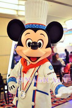 TDR2014★4/25:Chef Mickey|imagical days 〜Disney Parks Travel Logs〜