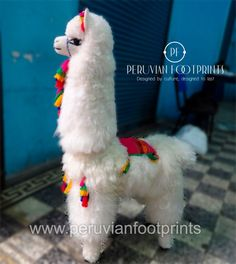 Large white stuffy alpaca | Alpaca Fur Stuffed Animal 39 Alpaca Toy, Suri Alpaca, Baby Alpaca, Big Stuffed Animal, Alpaca Stuffed Animal, Handmade Soft Toys, Big Bear, Large White