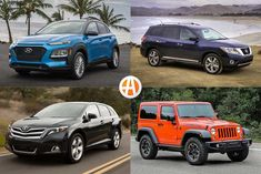 A wide variety of good SUVs are available on a modest budget. Used Suv, Used Cars, 3rd Row Suv, Buick Enclave, Chevrolet Traverse, Big Family, Big Trucks, Big Rig Trucks