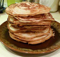 Russian Buttermilk Pancakes use Kefir instead of buttermilk