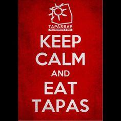 Keep Calm  Photo by tapasbar