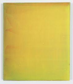 augustcanary:  Markus Amm,Untitled, 2010. Oil on gesso board, 13.7 x 11.8 inches. David Kordansky Gallery