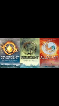 Divergent Series. This should happen because the movie preview was beautiful