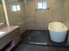 Intro and Motion Modern wall tile #walltile #bmosaics #ceramicwalltile #modernbathroom #tile #interiors