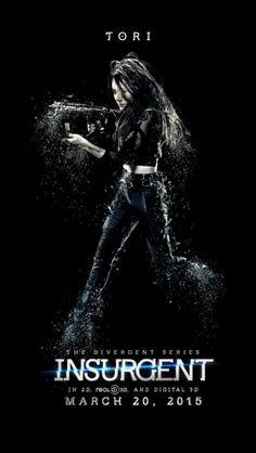 Tori Insurgent poster