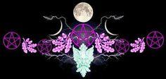Pentagram moon