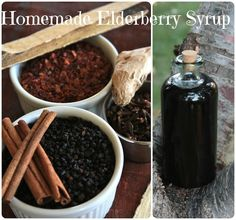 Elderberry has been found effective against a wide range of influenza viruses including human, swine and avian strains. For centuries, people have made the cold remedy using just elderberries, water and honey. This recipe is a slight variation on the ancient elderberry theme to give it more flavor and immunological punch.