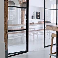 Une cuisine design de pro aux inspirations scandinaves