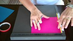 Simply Simple CUSTOM BOX MAKING by Connie Stewart. How to measure for making any size box.