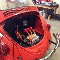 Electric VW Beetle... Z E L E C T R I C◍MO T O R S