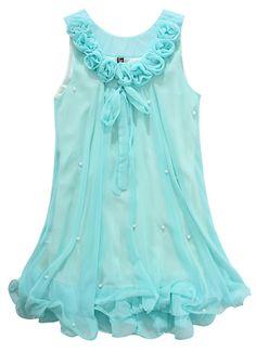 European Blue Flowers Collar Loose Dresses  Item Code:#JK3301+Blue        Wholesale Price: US$21.00    Shipping Weight: 0.38KG