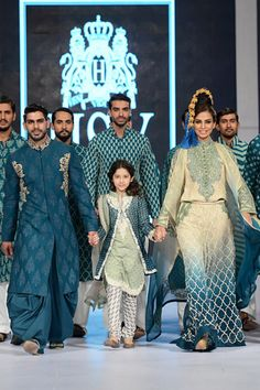 HSY Collection at PFDC Sunsilk Fashion Week April 2014