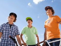 6 things about teenage boys all moms should know! http://www.ivillage.com/raising-teen-boys-masterminds-and-wingmen-book/6-a-546726