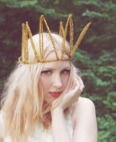 Like, YES! I needed an evil queen crown, i have it!