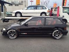 Rad Racer — Street Weapon / Kanjo Style #3 Honda Civic EF