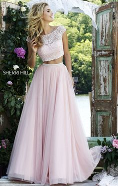 You have been sent a photo from Sherri Hill's Prom dresses 2016 collection via the Sherri Hill mobile application.