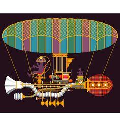 Dreamfinder print by Buchworks