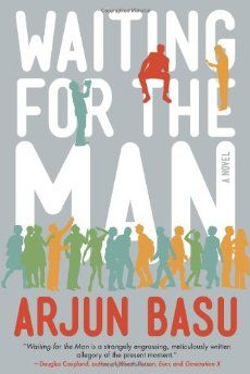 It's not soup, but @arjunbasu's novel, Waiting for the Man, is a good thing.