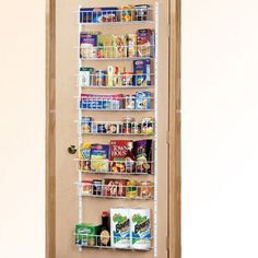 Door Storage Fresh Finds Door Storage Turn The Back Of Doors Into Discreet Storage Whether
