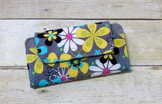 iPhone 6 Wallet Clutch Case Accessory...Cell Phone Wallet; Smart Phone Case, Ladies Wallet Case, Carry All Wallet for iPhone 6 by ThePerfectWallet on Etsy