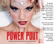 Whip Hand Cosmetics - The Art of Control Beauty Makeup, Hair Makeup, Dramatic Makeup, Lip Moisturizer, Beauty Hacks, Beauty Tips, Concealer, Lip Gloss, Red Hair
