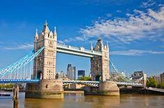 tripbucket | Dream: Walk Across Tower Bridge, London, England