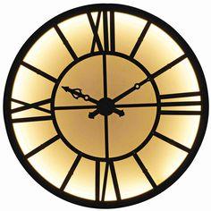 23 Meilleures Images Du Tableau Horloge Lumineuse De Garage